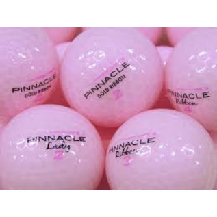 Pinnacle Gold Lady & Ribbon pink AAA quality