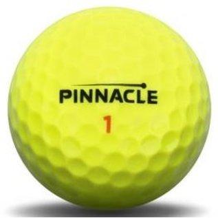 Pinnacle Rush yellow AAA quality
