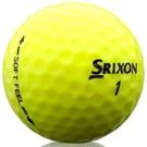 Srixon Srixon Soft Feel yellow quality mix