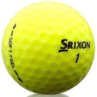 Srixon Soft Feel yellow quality mix