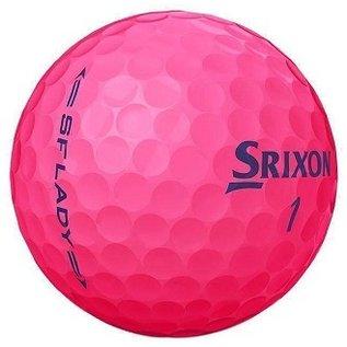 Srixon Soft Feel Lady roze AAA kwaliteit