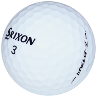 Srixon Z-star AAA quality