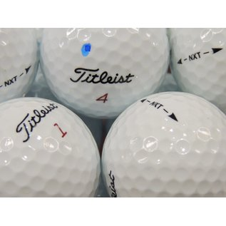 Titleist NXT mix AAA and AAAA quality • OFFER!