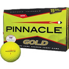 Pinnacle Pinnacle Gold yellow - new in box 15 pieces