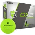 Wilson Staff Wilson Staff DX2 Optix mat groen • nieuw in doos 12 stuks