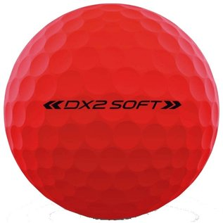 Wilson Staff DX2 Optix mat rood • nieuw in doos 12 stuks