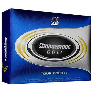 Bridgestone Tour B330-S •  new in box 12 pieces