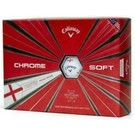 Callaway Callaway Chrome Soft Truvis • new in box 12 pieces