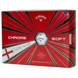 Callaway Chrome Soft Truvis • nieuw in doos 12 stuks