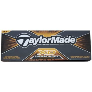 TaylorMade XD • new in box 12 pcs