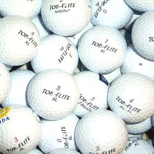 Top Flite Top Flite mix golf balls 100 pieces • OFFER!
