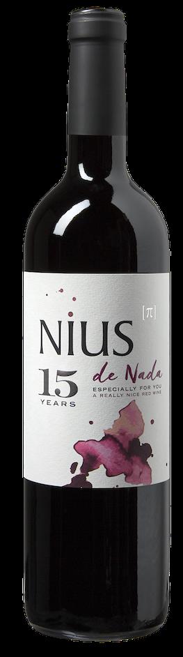 NIUS NIUS de Nada 15 Years