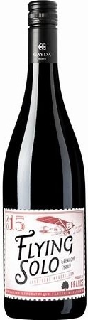 Domaine Gayda Flying Solo Rouge