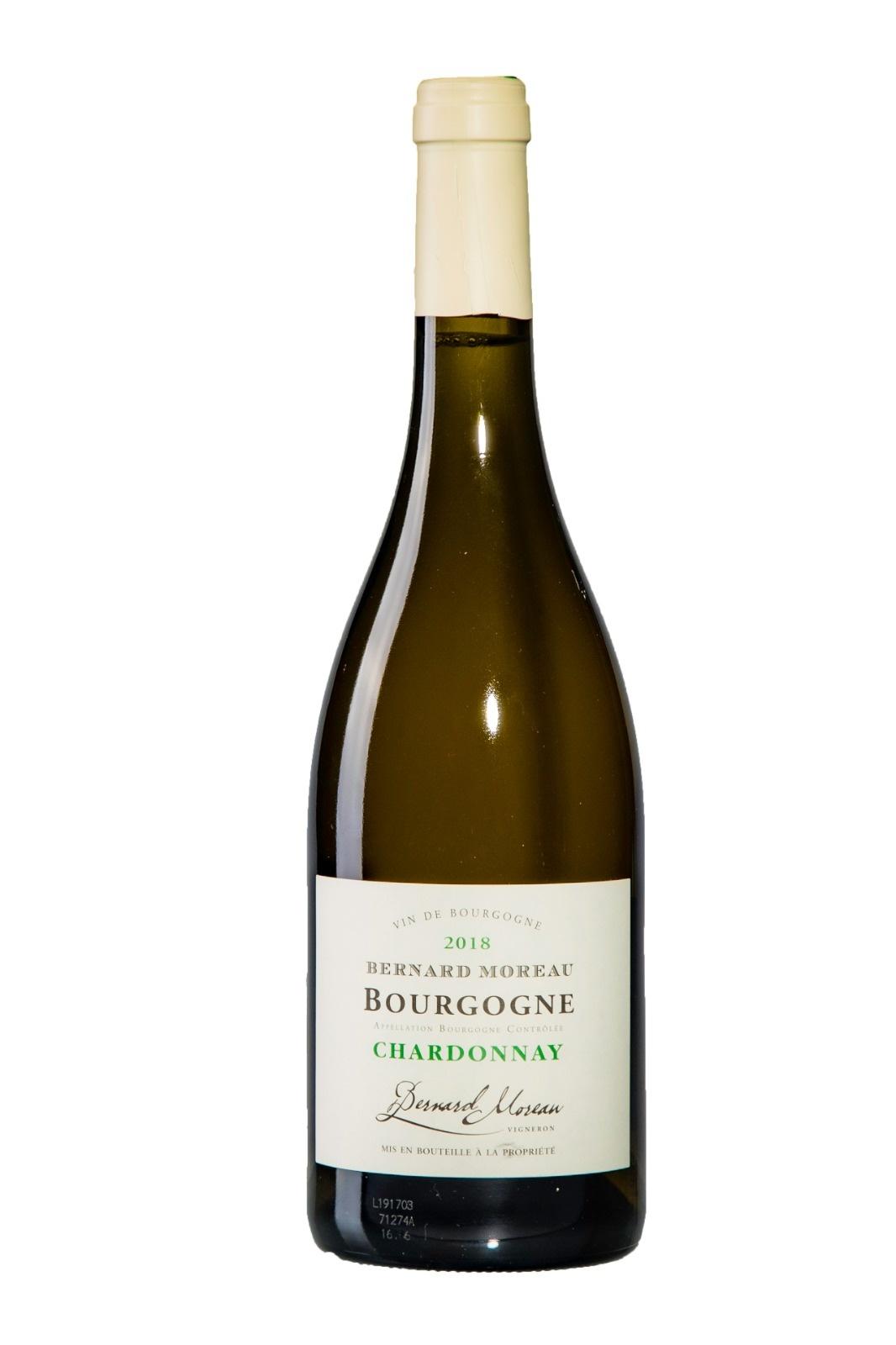 Bourgogne Chardonnay Bernard Moreau