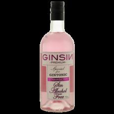 GinSin GinSin Strawberry - Alcohol free