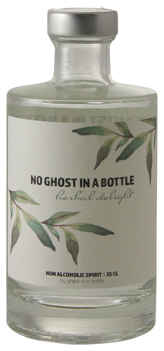 No Ghost No Ghost Herbal - Alcohol free Gin