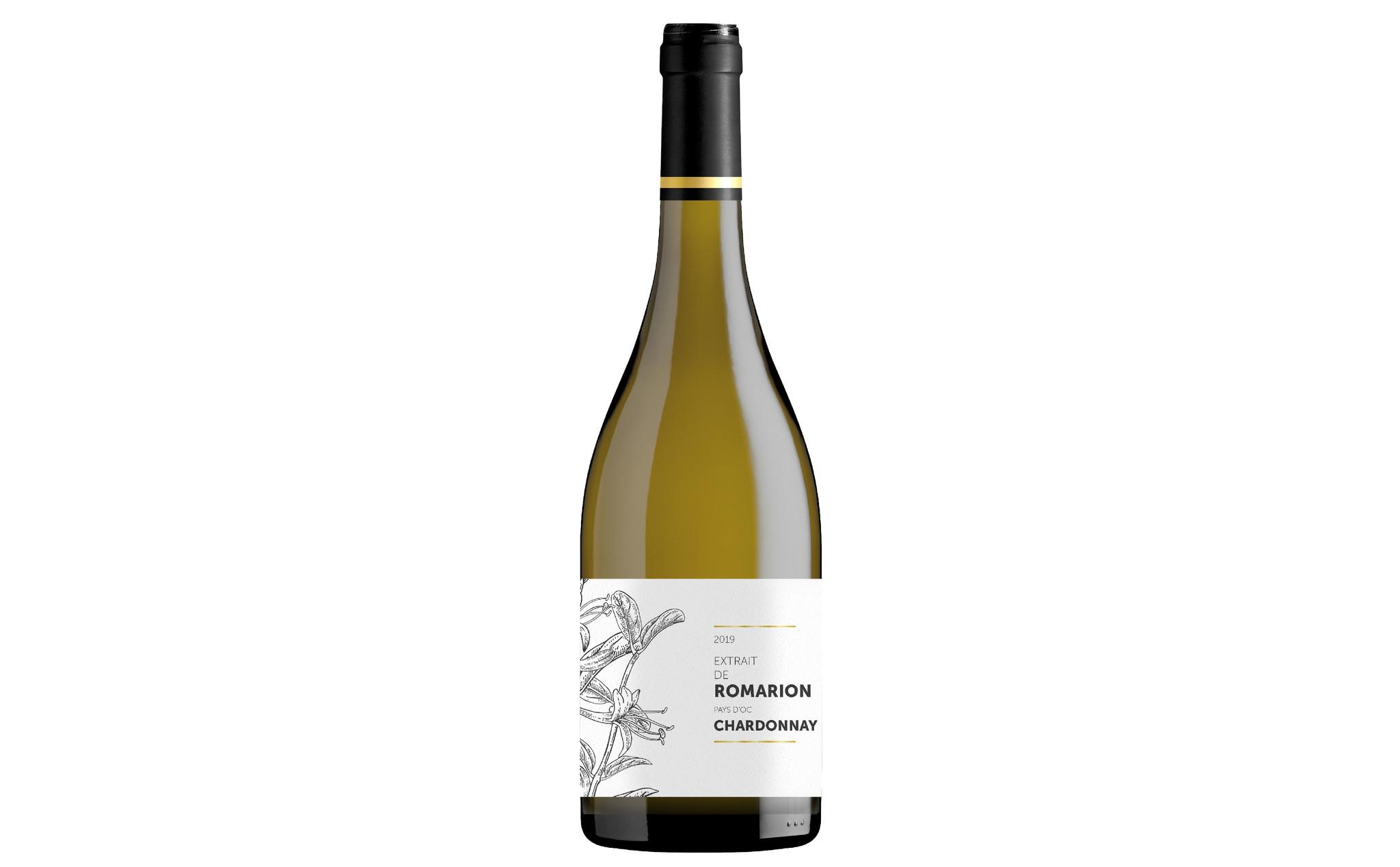 Foncalieu Extrait de Romarion Chardonnay