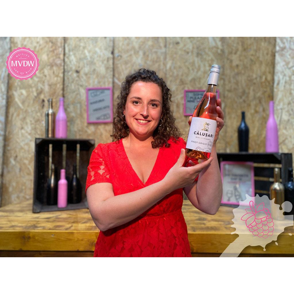 Calusari Calusari Rosé Pinot Grigio