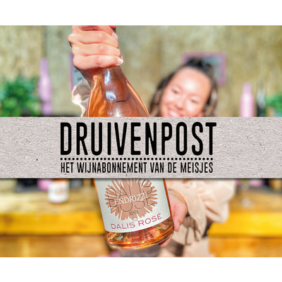 MvdW Druivenpost - Wine Subscription