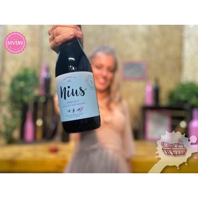 Nius wines Nius Syrah 2015