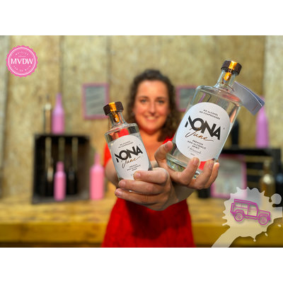 NONA NONA June Gin  - Alcoholvrij - 70 cl