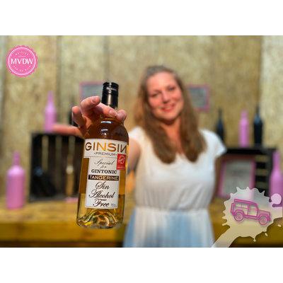 GinSin GinSin Tangerine - Alcoholvrij