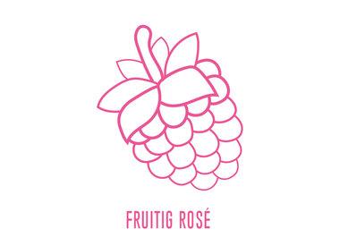 Fruitig Rosé