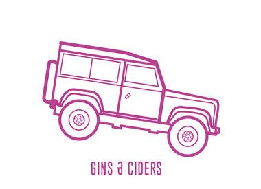 Alcoholvrije gins en ciders