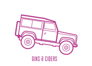 Non-alcoholic gins and ciders