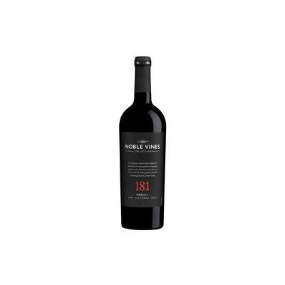 Noble Vines Noble Vines 181 Merlot