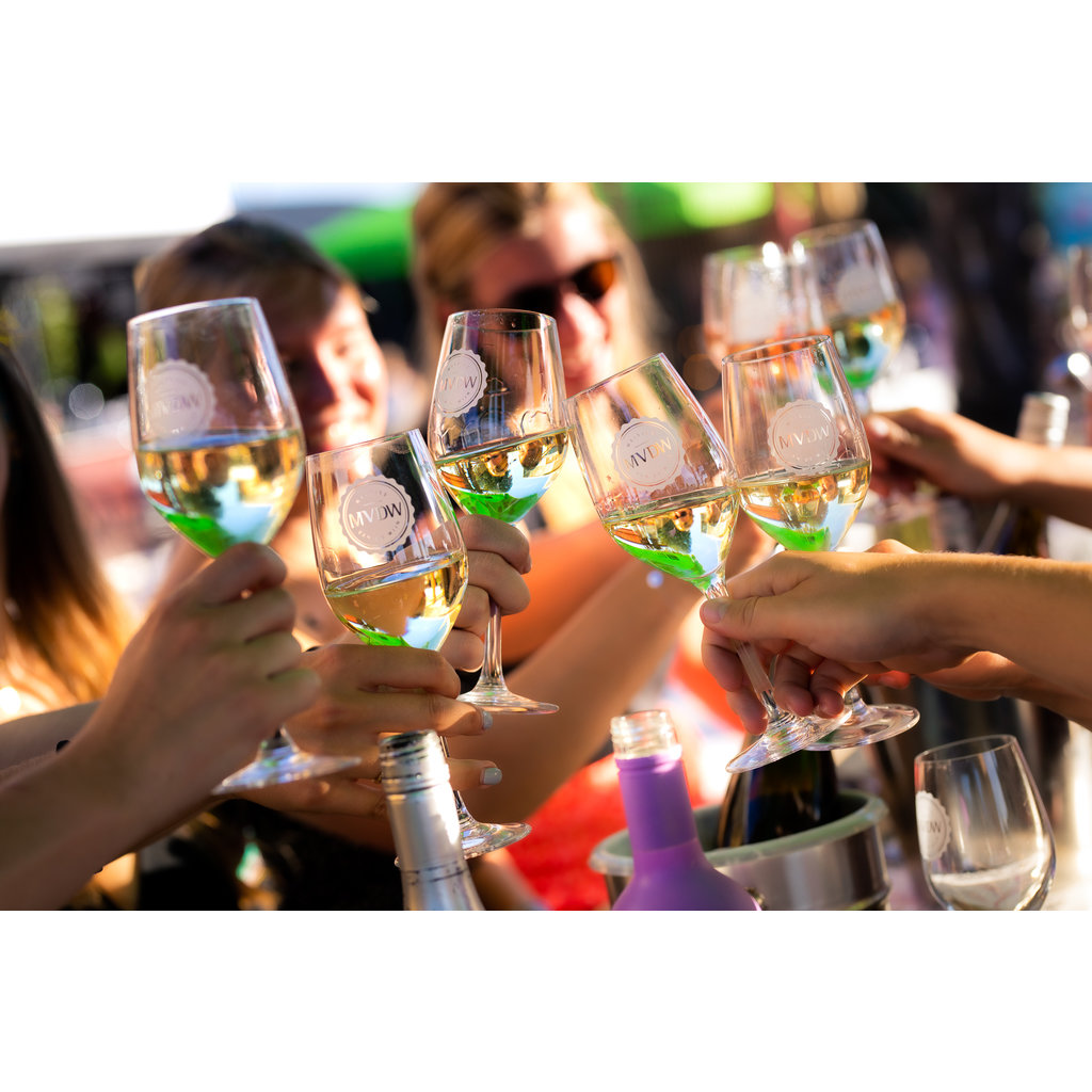 MvdW Wijnproeverij bij jou thuis! - 10 personen