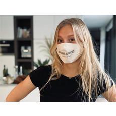 MvdW Mouth Mask - Kapje voor je Malbec