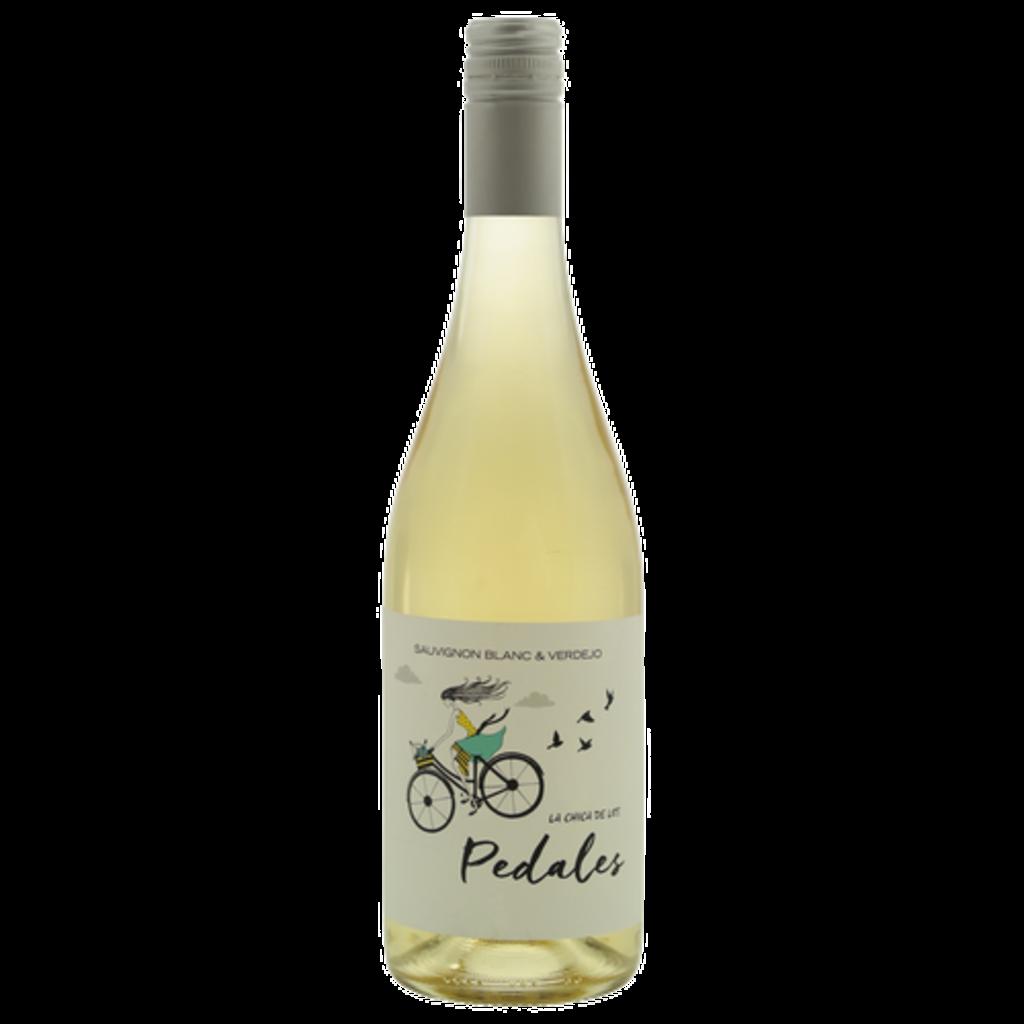 Pedales Blanco Verdejo - Sauvignon Blanc