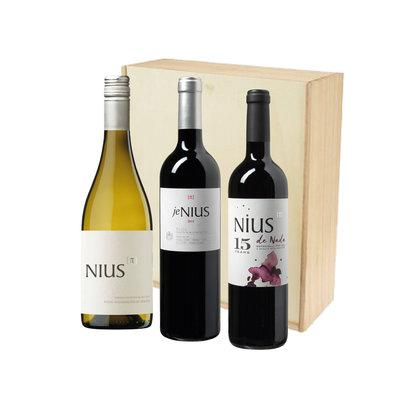 Nius Blanco, jeNius and de Nada gift