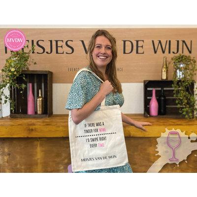 MvdW Meisjes van de Wijntas - Wine Tinder