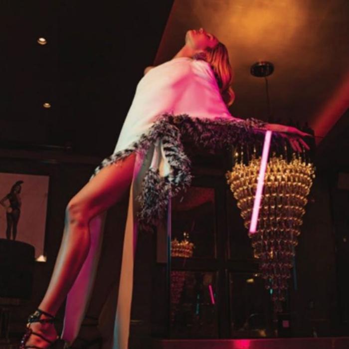 Candice Swanepoel Numero Russia