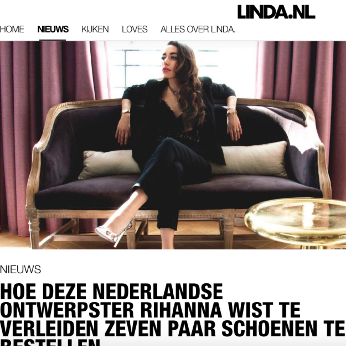 Linda News Rihanna