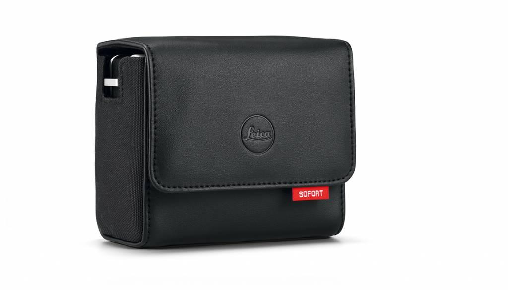 Leica Case SOFORT, black