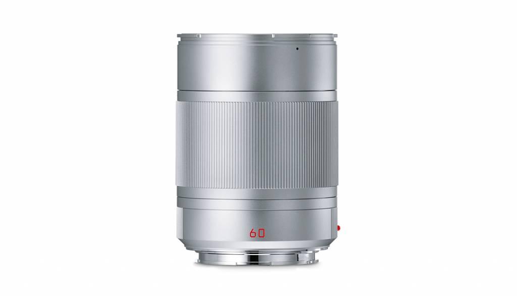Leica APO-MACRO-ELMARIT-TL 60mm f/2.8 ASPH. silver