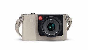 Leica Leica Protector TL, leather, cemento