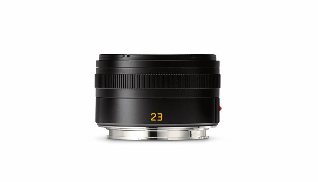 Leica SUMMICRON-TL 23mm f/2 ASPH., black