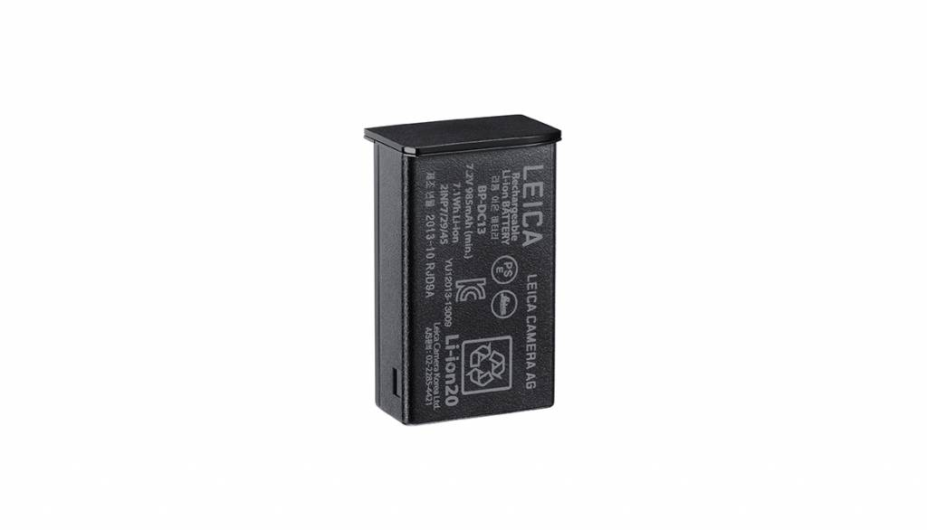 Leica BP-DC13, Li-Ion Battery, black, for T/TL