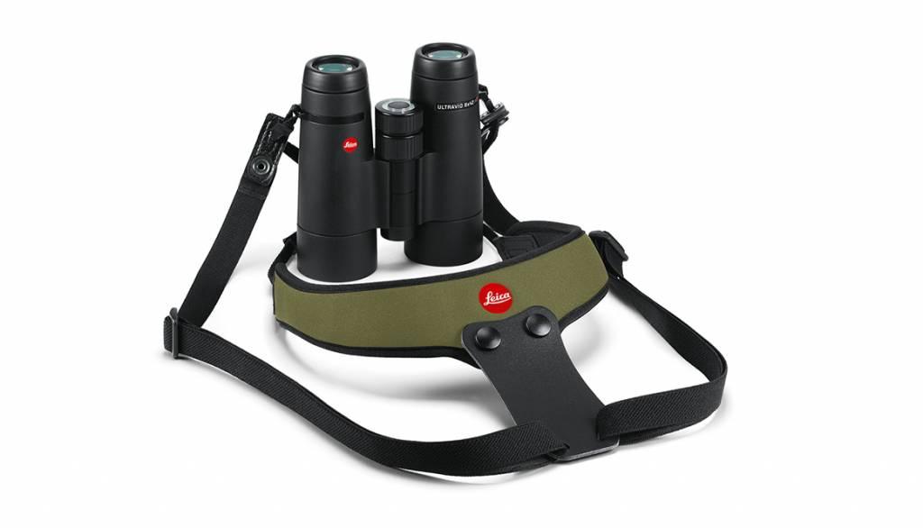 Leica Neoprene Binocular Strap Sport, olive green