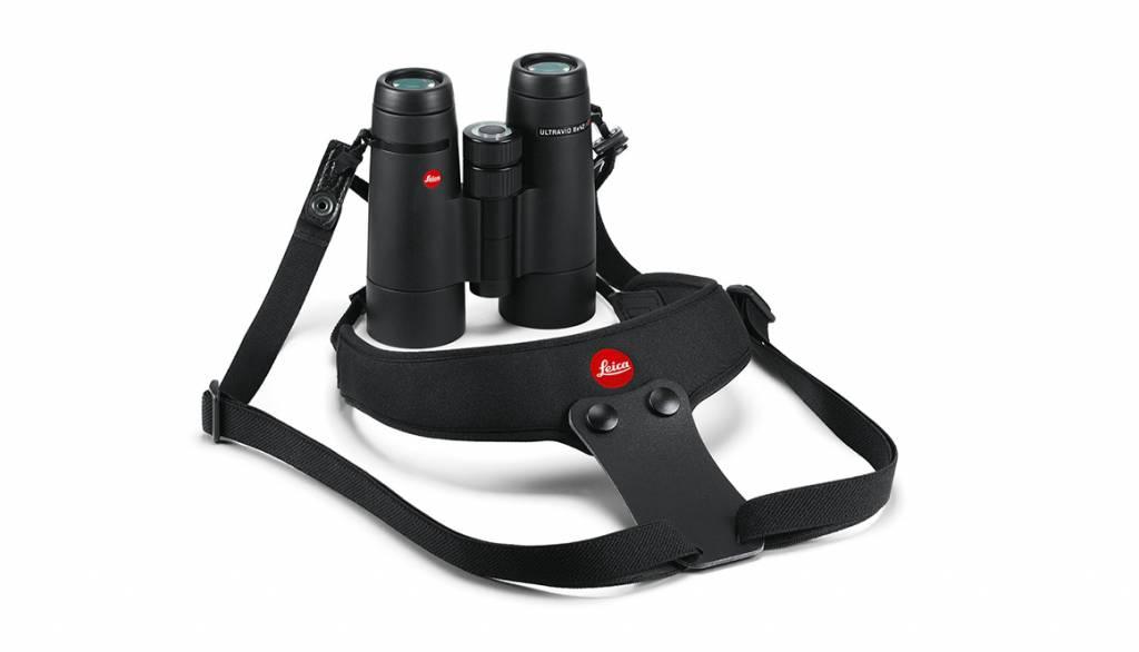 Leica Neoprene Binocular Strap Sport, pitch black