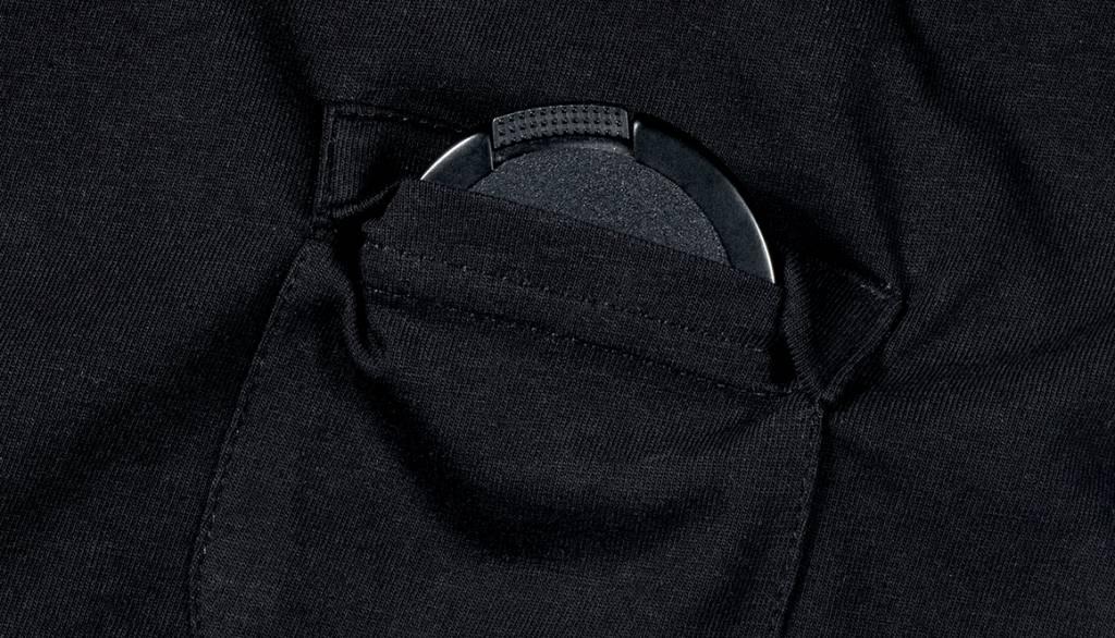 Leica T-Shirt Blendenskala, size S