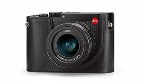 Leica Leica Protector, Q (Typ 116), leather, black