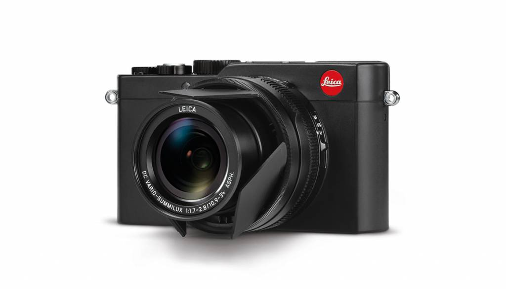 Leica Automatic Lens Cap, D-LUX 7 & D-LUX (Typ 109), black
