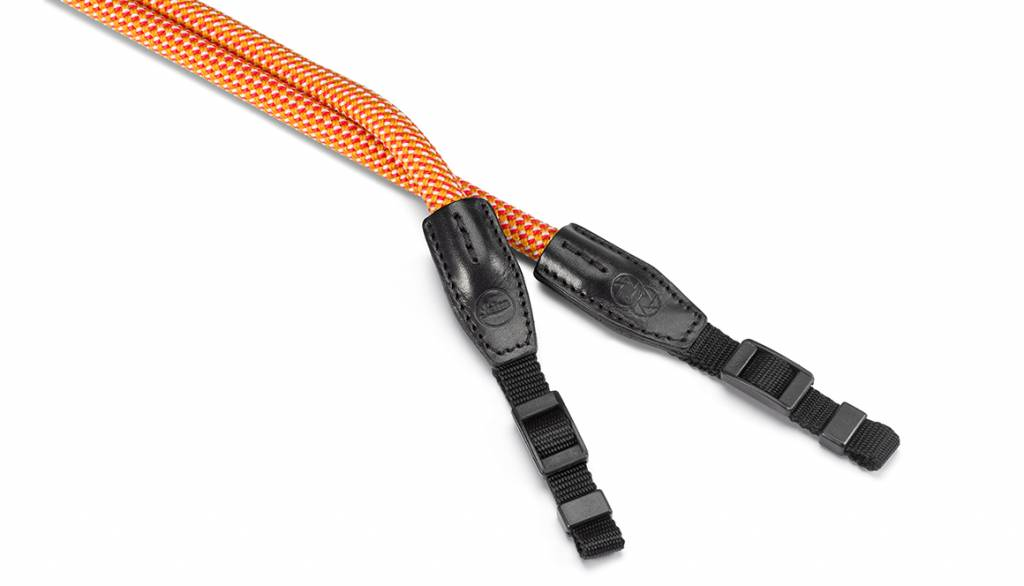 Leica Rope Strap SO designed by COOPH, 126cm, glowing red