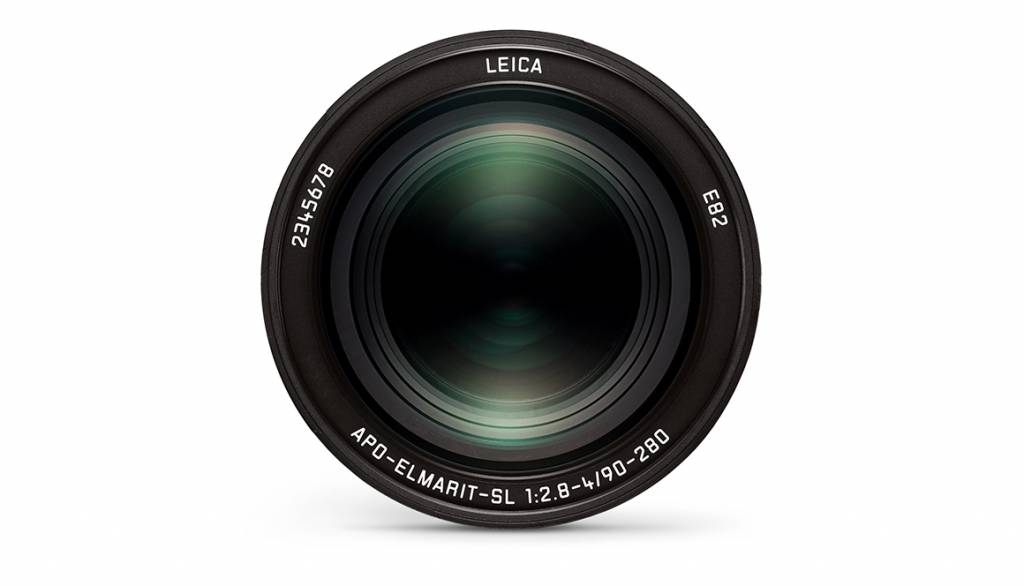 Leica APO-VARIO-ELMARIT-SL 90-280mm f/2.8-4, black