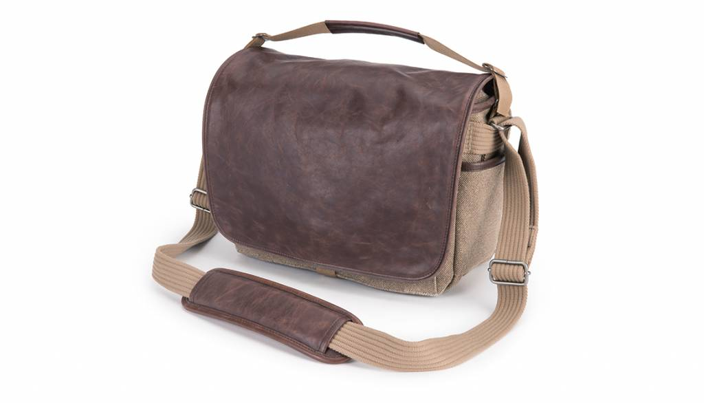 Think Tank Retrospective Leather 7, sandstone